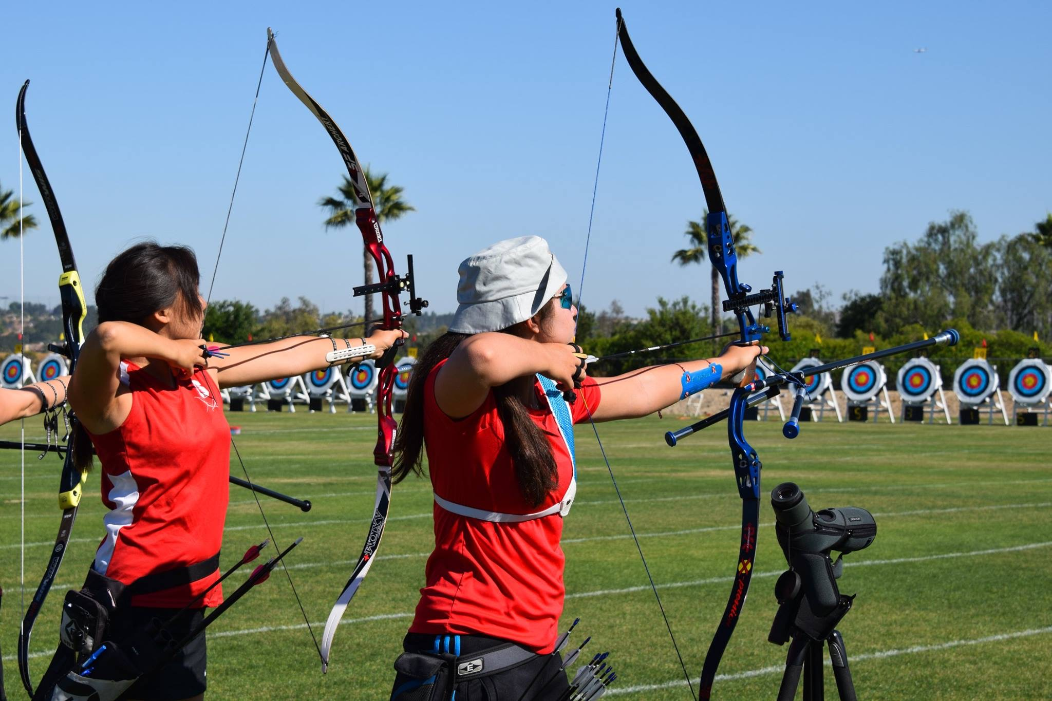 Communication on this topic: Jennifer Guy, archery/